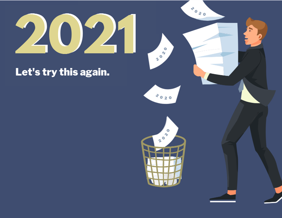 2021 - Let's try this again